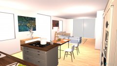 room planning Ferienwohnung Juist in the category Living Room