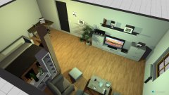 room planning Flachenecker in the category Living Room