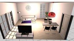 room planning Gleisharfe Süd V1.1 in the category Living Room