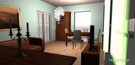 room planning gosti in the category Living Room