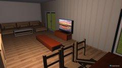 room planning Grundriss inkl. Fenster und Türen in the category Living Room