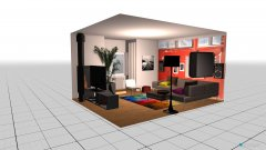 room planning Grundrissvorlage Erker in the category Living Room