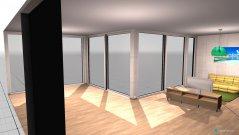 room planning Grundrissvorlage Loft-Raum in the category Living Room