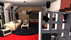 room planning Grundrissvorlage Loft-Raum in the category Living Room