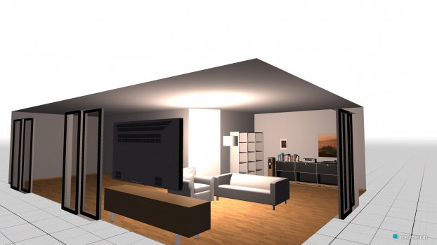 room planning Haus1 in the category Living Room