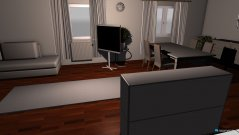 room planning Jannik1 in the category Living Room