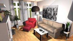 room planning Joca i Jelena in the category Living Room