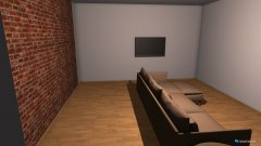 room planning kuchnia in the category Living Room