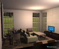 room planning kvetoslavov in the category Living Room