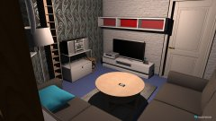 room planning L.´s Wohnzimmer in the category Living Room
