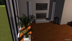 room planning lindenstr. in the category Living Room