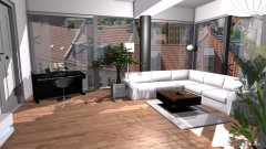 room planning Living Levels Etage 8 Option A in the category Living Room