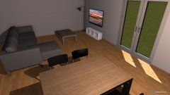 room planning Lukket in the category Living Room