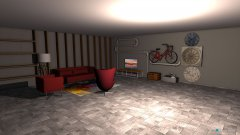 room planning man cave in the category Living Room