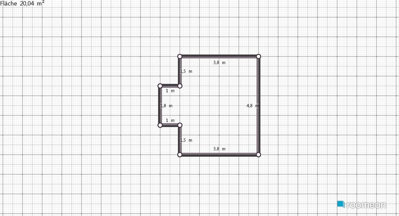 room design modernes wohnzimmer mit erker roomeon community. Black Bedroom Furniture Sets. Home Design Ideas