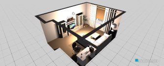 room planning neue stube in the category Living Room
