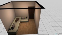 room planning Oturma Odası 1 in the category Living Room