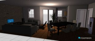 room planning proba in the category Living Room