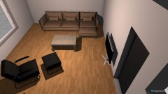 room planning Projekt 2016 in the category Living Room