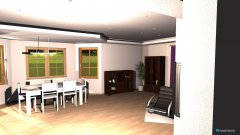 room planning projekt salon in the category Living Room