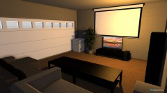 room planning rümli in the category Living Room