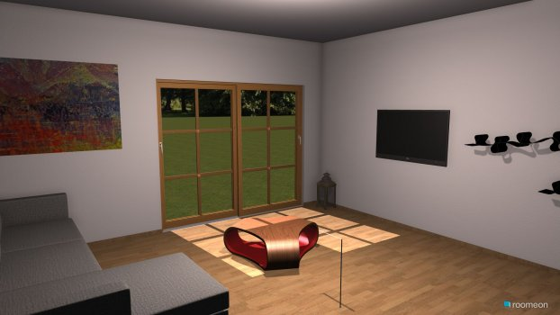 room planning sala mistica in the category Living Room