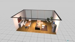 room planning Seengen - Wohnzimmer in the category Living Room