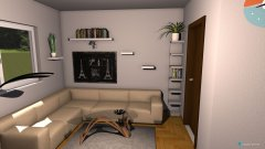 room planning STAN BR. 1, Zmaja od Nocaja 60A in the category Living Room