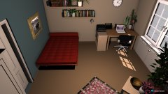 room planning Südost 1.OG in the category Living Room