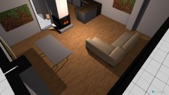room planning Testprojekt 3 in the category Living Room
