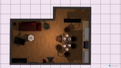 room planning Variante 1 chic in the category Living Room