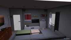 room planning Versuch 1 in the category Living Room