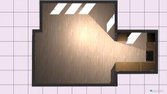 room planning Whg EG WZ in the category Living Room