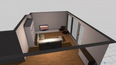 room planning Whhnzimmerplanung in the category Living Room