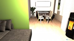 room planning Wohn-Essbereich Reichenbacher in the category Living Room