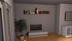 room planning Wohn Essbereich in the category Living Room