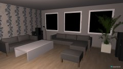 room planning WOHN ZIMMER  in the category Living Room