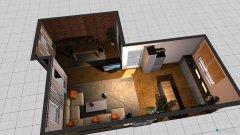 room planning wohnen-essen-eislingen in the category Living Room