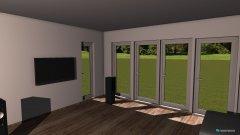 room planning Wohnen zum Garten fertig in the category Living Room