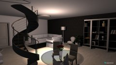 room planning wohnraum in the category Living Room