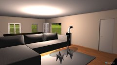 room planning Wohnung goldenbeek in the category Living Room