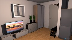 room planning Wohnung links 1. OG in the category Living Room
