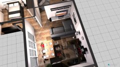 room planning Wohnung Rodgau in the category Living Room