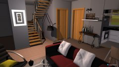 room planning Wohnung1 in the category Living Room