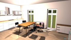 room planning Wohnung in the category Living Room