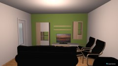room planning Wohnzimmer - kurze Wand in the category Living Room
