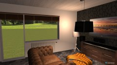 room planning Wohnzimmer Vorwerkstr. 3 in the category Living Room