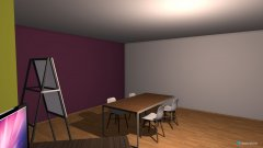 room planning biuroV1 in the category Office