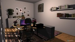 room planning BP Büroraum 110 in the category Office
