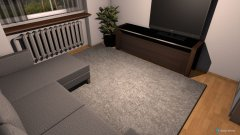 room planning grosses zimmer mit sofa in the category Office
